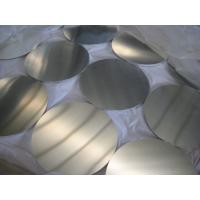 China Bottom Plates 0.5 - 6.0mm Aluminium Circle O H12 For Stainless Cookware wholesale