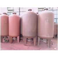 China Fire Fighting Diaphragm Pressure Water Storage Tanks 80 Degree Operating Temperature wholesale