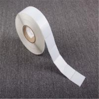 China High Detection Rate Round Direct Thermal Soft EAS Labels With DR Printing wholesale