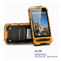 China Visiting Device Wireless Tour Guide System A9 Android Intelligent 3 Proof Audio Guide Device wholesale