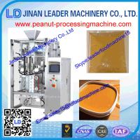 China Peanut packaging machine Adjustable length Automatic CE ISO9001 wholesale
