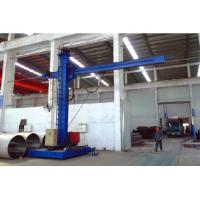 Middle Duty ZH5050 Welding Column And Boom with Cross Slides / Wireless Control