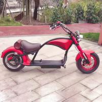 Buy cheap Electric Motorcycle Two Wheel Mobility Scooter 19 Inch Tire 60km/h Motor from wholesalers