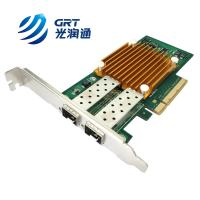 Buy cheap ANC10S Compatible Allied Telesis PCIe 10G dual- port SFP+ Intel 82599 Network Card from wholesalers