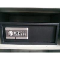 China Solid Steel Small Gun Safe 32 Pounds , Gun Security Cabinet Anti Burglary wholesale