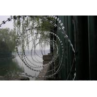 China Concertina Coil Wire on sale