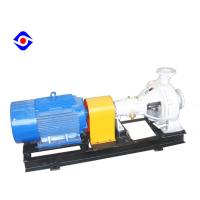 China High Concentration Single Stage Industrial Process Pumps For Relative Density Liquid wholesale