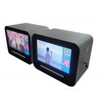 China Show box Transparent lcd displays showcase for product advertising wholesale
