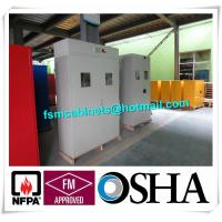 China Medical Compressed Gas Cylinder Storage Cabinet , Drum Safety Storage Cabinets wholesale