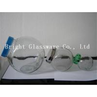 China a series of the glass candy jar with lid wholesale wholesale