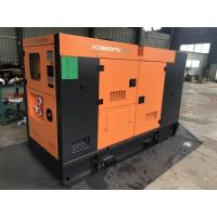 Buy cheap 3 Phase Prime Power 60KVA Silent Generator Set Standard Sockets For Option from wholesalers