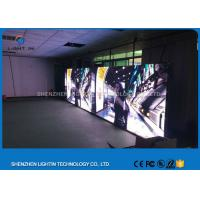 China Indoor LED Advertising Display Board P6 Module 64x32 Pixels 3535SMD on sale