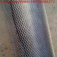 China stainless steel expanded metal wire mesh/diamond hole expanded metal mesh/aluminum expanded mesh really factory on sale