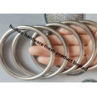 China 4 x 40mm Stainless Steel Lacing Ring with Lacing Wire Fixing Insulation Blankets wholesale