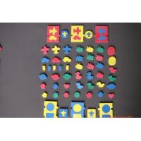 China Colorful  Kids Sponge Toys  Soft Environmental  / EVA Foam Puzzle wholesale
