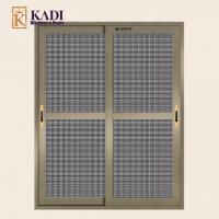 China Aluminium Sliding Screen Door For Forced Entry Prevention Model: 86 wholesale