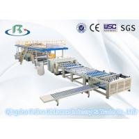 China single face corrugated board production line corrugated paperboard plant wholesale