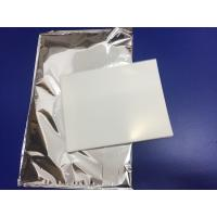 China Front Print Advertising PET Backlit Film Convenient For Silk Screen Printing on sale