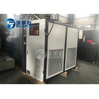 China 3 Phase Compact Industrial Water Chiller Unit Over 36 L / Min Condensing Water Rate wholesale