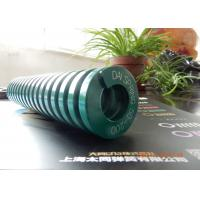 China  Heat Resistance Green Mold Spring , SWOSC-V Automotive Spring With ISO  for sale