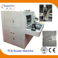 China FR1 FR4 MCPCB 0.5-3.5mm PCB Router Machine With KAVO Spindle 60000RPM wholesale