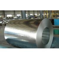 China 0.60mm Hot Dipped Galvanized Steel Coils / Sheet / Roll GI For Corrugated Roofing wholesale