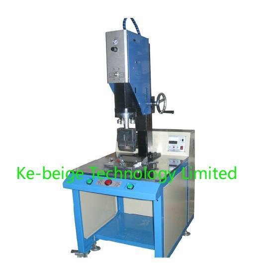 Ultrasonic Welding Machine : Khz plc ultrasonic welding machine welder for