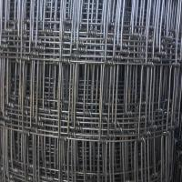 Buy cheap Galvanized Wire Mesh Garden 8 ft metal tube farm field fence gate from wholesalers