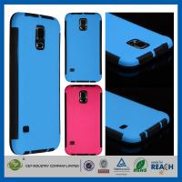 Waterproof Dust Proof Blue Samsung Cell Phone Cases For Samsung Galaxy S5 I9600