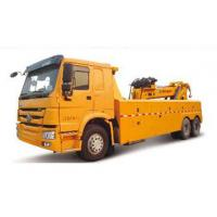 China Durable Higher Efficiency Wrecker Tow Truck , Breakdown Recovery Truck For Treating Vehicle Accidents wholesale