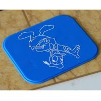 China Custom Silicon Phone Mats Durable Mobile Phone Mat With Cartoon wholesale