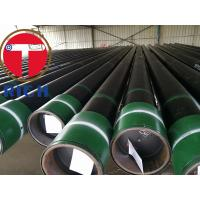 China Hot Rolled Casing Structural Steel Tubing Non Secondary For Oil Pipe Astm A106 wholesale
