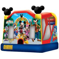 China Inflatable Bouncer / Inflatable Sport Bouncer 0.55mm PVC tarpaulin bouncer 4x4m wholesale