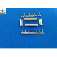 China Dual Row Wire To Pcb Connectors 1.0mm Pitch Connector A1004H Housing With Bump wholesale