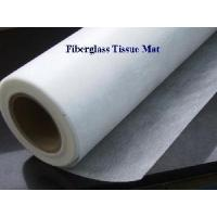 China Fiberglass Tissue Mat for Wall Covering wholesale