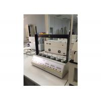 China Computer Controlled Adhesion Test Equipment For Addhesives Tapes ASTM D3654 wholesale