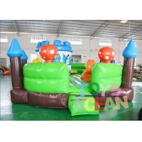 China Happy Inflatable Bouncer Combo Castel Jumping House For Kids With EN14960 wholesale