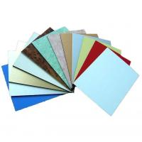 China Polyester Paint Aluminum Metal Composite Material , Exterior Building Cladding Panels wholesale