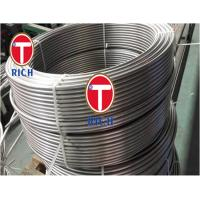 China TORICH GB/T24187 BHG1 Precision Single Welded Steel Tubes In Condenser wholesale