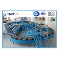 China High Speed Cross Belt Sorter Low Noise Loop For E - Commerce Industry wholesale