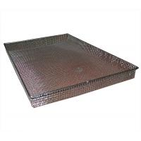 China FDA Metal Wire Basket Rectangle for storage / sterilization / BBQ wholesale
