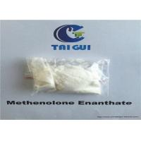 China Depot Anabolic Bulking Cycle Raw Steroid Powders Methenolone Enanthate Primobolan wholesale