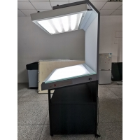 China TILO CC120-D D50 6500K 36W Table Color Light Box wholesale