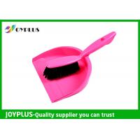China Floor Cleaning Products Dustpan Brush Set Graceful Shape Various Colors Available wholesale