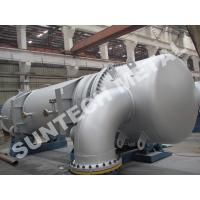 Stainless Steel Clad 304L Fixed Tube Sheet Heat Exchanger  for MDI