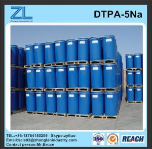 China DTPA-5Na transparent liquid wholesale