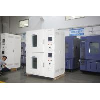 Buy cheap Single Door 408L White High And Low Temperature Test Chamber With LCD Touch Panel from wholesalers