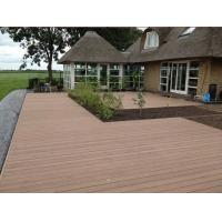China composite decking wholesale