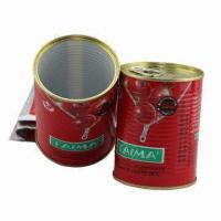 China Tomato Ketchup without Shake, with Various of Specifications on sale