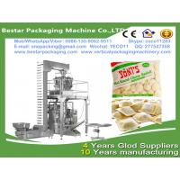 Quality frozen ravioli packing machine with MultiHead Weigher Filling VFFS premade bag Machine for sale
